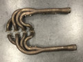 NASCAR LIGHTWEIGHT STAINLESS FORD YATES D3 TRI-Y HEADERS MERGE COLLECTORS