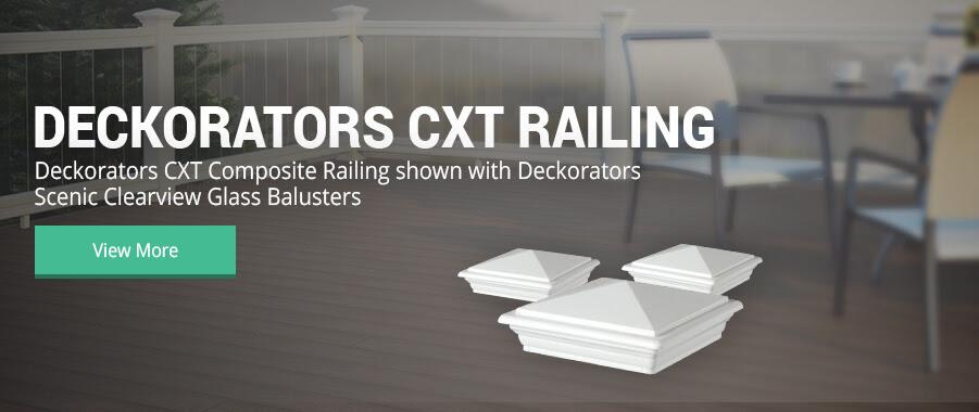 Azek Solar Post Caps Deckorators 2 5 Quot Alx Classic Aluminum