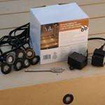 Deckorators low voltage recessed lighting kit