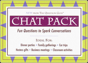 chat pack - fun questions to spark conversation
