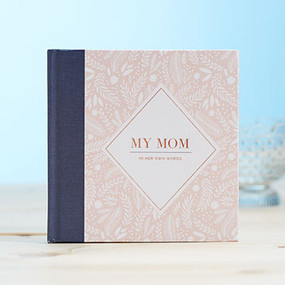 My Mom - Her Words Journal