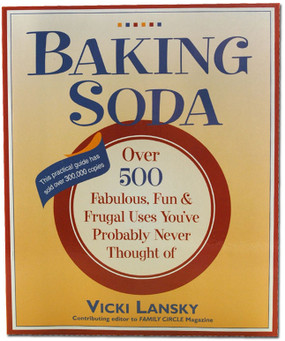 500 five hundred uses for baking soda book