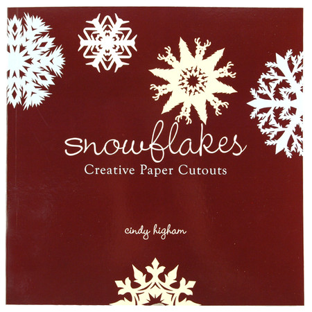snowflakes creative paper cutouts book