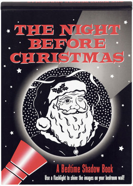 the night before christmas-a bedtime shadow book