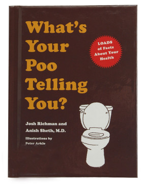 whats your poo telling you funny humorous book