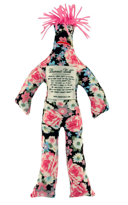 dammit damnit doll cute funny gift for girlfriend mom