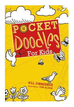 pocket doodles for kids book little boys girls drawing art book cute stocking stuffer