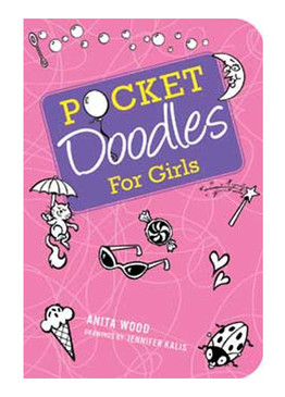 pocket doodles for girls book cute stocking stuffer