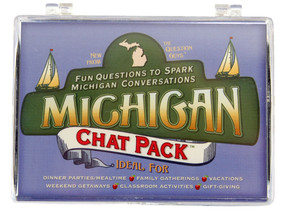michigan chat pack - fun questions to spark michigan conversations