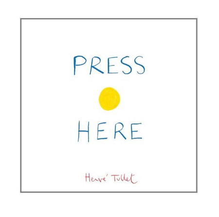 press here great gift book for kids children