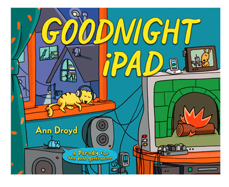 goodnight ipad book gift for tech addicted humorous funny