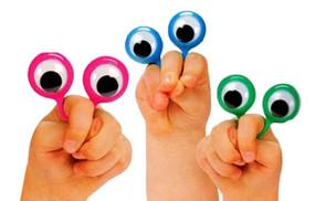 finger eyes
