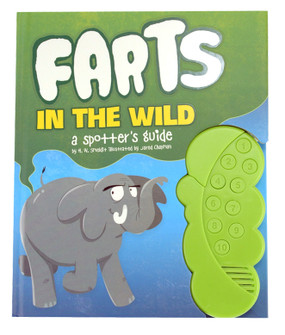 farts in the wild book for kids little boys girls toddlers