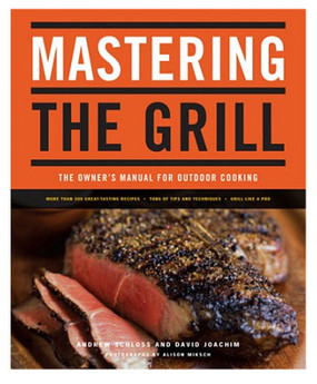 mastering the grill book