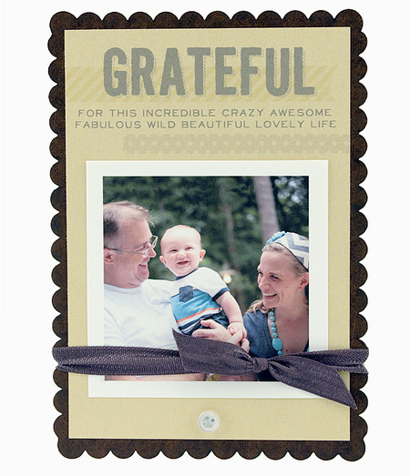 grateful for this incredible crazy awesome fabulous wild beautiful lovely life whimsical instagram photo picture scallop frame gold