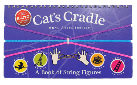 cats cradle string game book