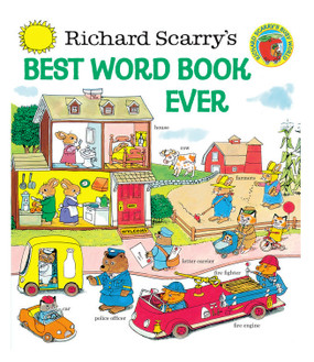 richard scarry best word book ever great birthday gift for kids children golden books