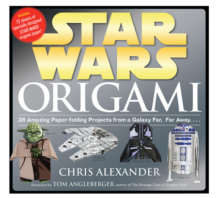 Star Wars Origami Book Cool Gift For Star Wars Fan Unique Paper
