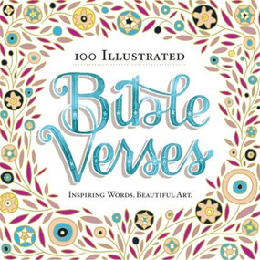 100 illustrated bible verses book contemporary artwork religious gift first communion confirmation young adult teen tween