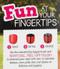 cute nail design kit book kids girls