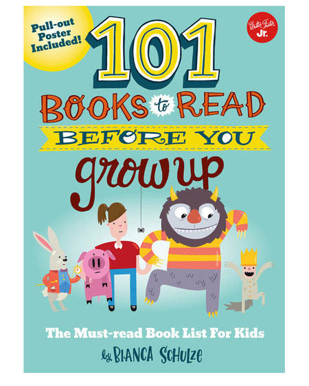 101 books to read before you grow up great stocking stuffer kids classic best childrens book list