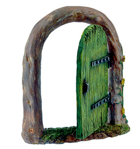 make believe fairy door whimsical
