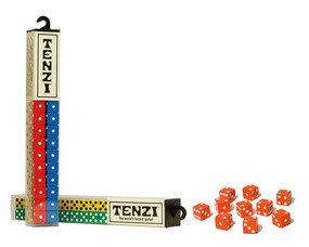 tenzi fun fast dice game gift for family friend mom dad husband wife son daughter kids teen stocking stuffer