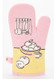 funny hostess gift oven mitt