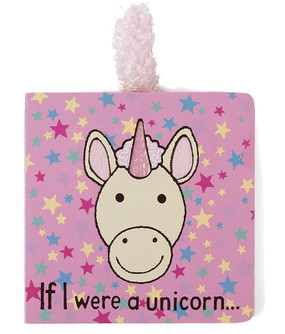 if i were a unicorn baby board book tactile sensory great stocking stuffer toddler baby shower gift
