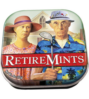 mints,retirement,funny,gift,candy