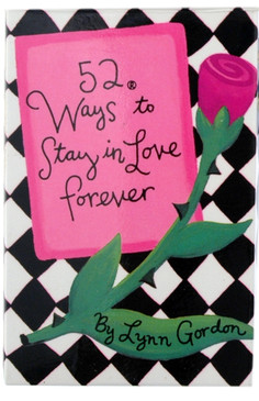 52 fifty two ways to stay in love forever card deck gift for valentine day boyfriend girlfriend wife husband engaged couple wedding shower