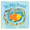 books,baby book,finger puppet,pond,fish