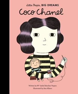 coco chanel,little people big dreams,books,children's books