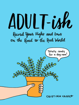 adulting,adult-ish,book