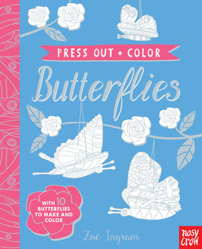 butterflies,books,activity books,coloring books,ornaments