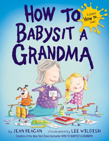 grandmothers, grandchildren, kids books, funny, cute, sweet
