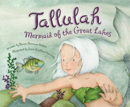 tallulah, mermaid, michigan, great lakes