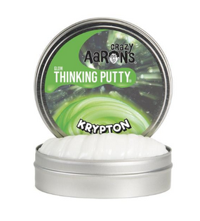 Thinking Putty Krypton GID 4""