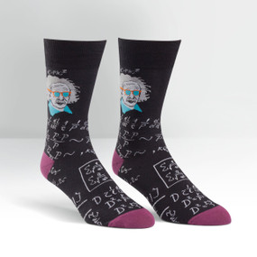 Einstein Mens Socks