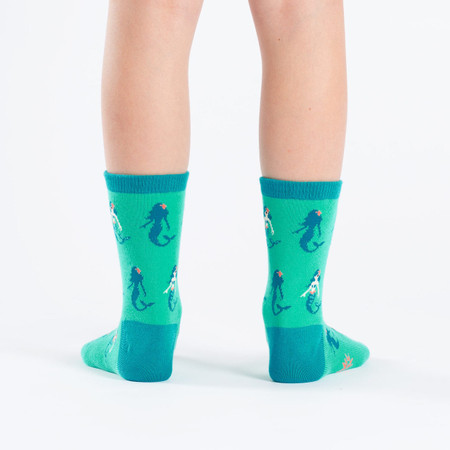 mermaid, princess, socks, cute, sweet, kids