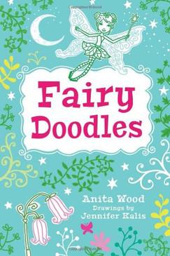fairies, doodles, books, children's book, drawing, art