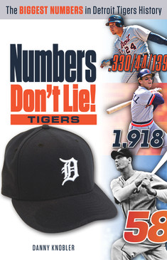tigers, baseball, michigan, books, facts