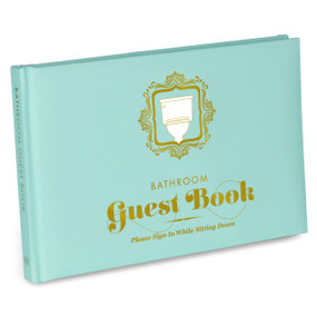 guest book, humor, book, bathroom