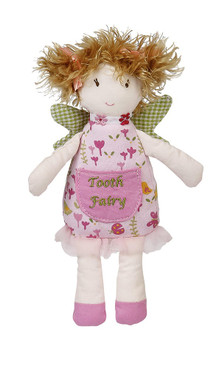 tooth fairy, pillow, tooth fairy pillow, cute, stuffed animal, kid, child, fern