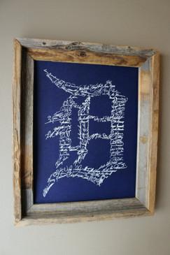 michigan, print, words, description, tigers, sports, baseball, michigan pride