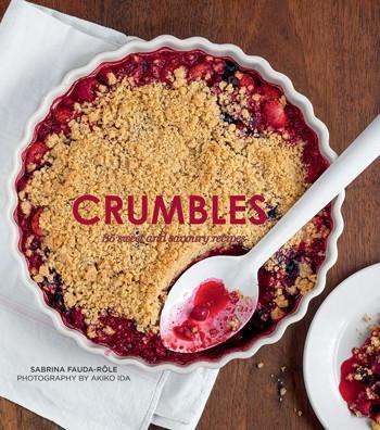 crumbles, cookbook, recipes, desserts