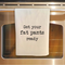 flour sack towel, kitchen towel, funny, gift