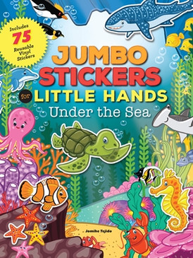 stickers, sticker book, gifts for kids, fun
