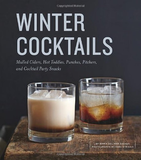 cocktails, winter, cookbooks, recipe books