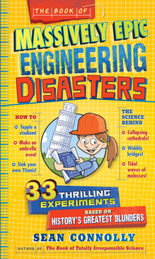 book, funny, disaster, stem